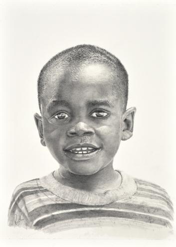 African Boy 1